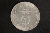 25 J. DDR 10 Mark 1974