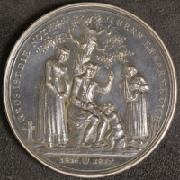 AG-Steckmedaille 1817 Hungersnot