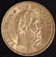 20 Mark Karl 1874 ss-vz