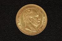 5 Mark Wilhelm I 1877 A