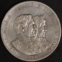 Doppeltaler 1872 ss