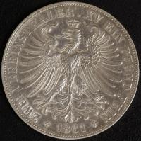 Vereins-Doppeltaler 1861 ss-vz