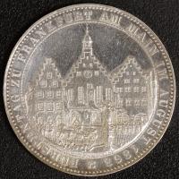 Gedenktaler Fürstentag 1863