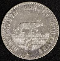 1/6 Taler 1861 ss-vz