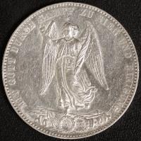 Siegestaler 1871  ss