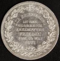 Gedenktaler Sieg 1871 vz