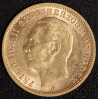 20 Mark Friedrich II 1913
