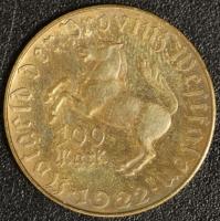 100 Mark 1922 vz