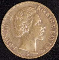 10 Mark Ludwig II 1880