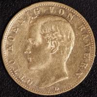 10 Mark Otto 1896