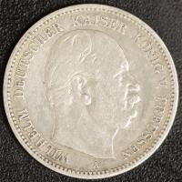 2 Mark Wilhelm I. 1876 A