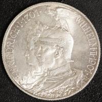 2 Mark 200 J. Königreich 1901