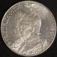 5 Mark 200 J. Königreich 1901
