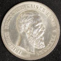 2 Mark Friedrich III. 1888