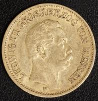 20 Mark Ludwig III.  1873