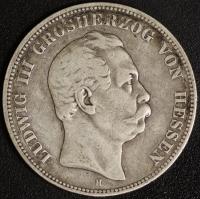 5 Mark Ludwig III 1876