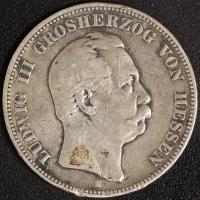 5 Mark Ludwig III 1875