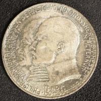 2 Mark 400. Geb. Philipps  1904 vz-st