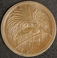 10 Pfennig 1894 Paradiesvogel