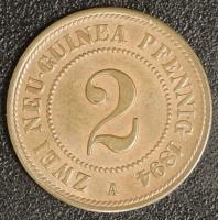 2 Pfennig 1894