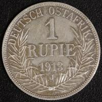 1 Rupie 1913 A DOA