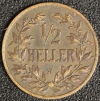 1/2 Heller 1904 A DOA