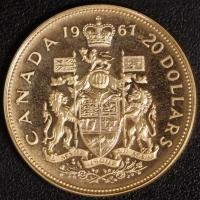 20 $ Canada 1967