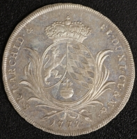 1/2 Taler 1779 Karl Theodor