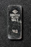 Platinbarren - 10 Gramm