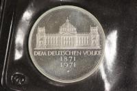 5 DM Reichsgründung PP