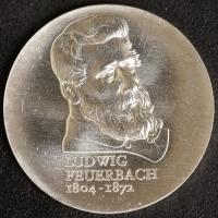 Feuerbach 10 Mark 1979