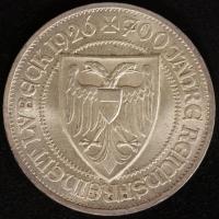 3 M. Lübeck 1926