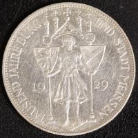 3 M. Meissen 1929