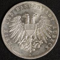 2 Mark Lübeck 1901
