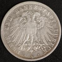 3 Mark Lübeck 1911