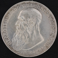 3 Mark Georg II 1915