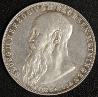 2 Mark Georg II 1915