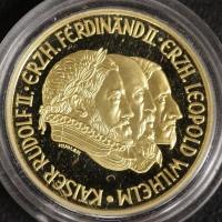 500 ÖS Rudolf II 1993