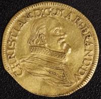 Dukat 1642 Christian