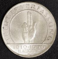 3 M. Verfassung 1929 D
