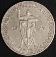 5 M. Rheinlande 1925 E