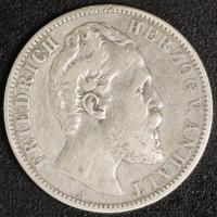 2 Mark Friedrich I 1876