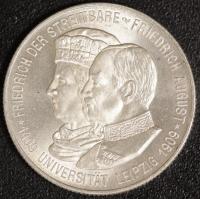 2 Mark Uni. Leipzig 1909