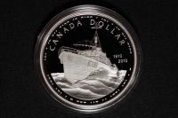 1 $ Canada 2010 Marine PP