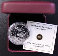 1 $ Canada 2012 200 J. Krieg v. 1812 PP