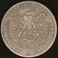 Schraubtaler 1693