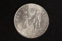 25 ÖS 1960 Volksabstimmung