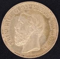 20 Mark Friedrich 1872