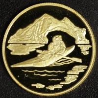 100 $ Canada 1980 Eskimo
