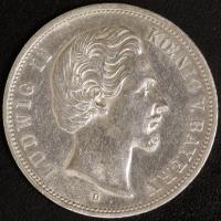 5 M. Ludwig II 1875 vz